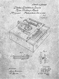 Type Writing Machine Patent - Slate