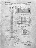 Guitar & Combined Bridge & Tailpiece Therefor Patent - Slate