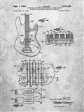 Electric Guitar Patent - Slate