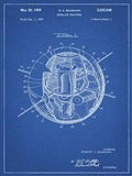 Blueprint Earth Satellite Patent