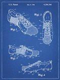 Blueprint Soccer Cleats Patent