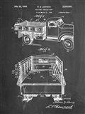 Chalkboard Army Troops Transport Truck Patent