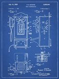 Blueprint Wall Phone Patent