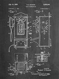 Chalkboard Wall Phone Patent