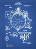 Blueprint Gyrocompass Patent