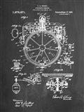 Chalkboard Gyrocompass Patent