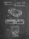 Chalkboard Nintendo Game Boy Patent