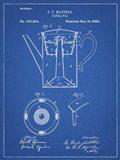 Blueprint Coffee Percolator 1880 Patent Art