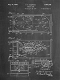Chalkboard Pin Ball Machine Patent