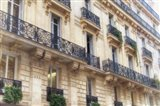 Facade Along The Seine