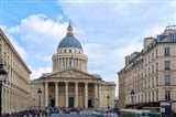 Le Pantheon And Sorbonne University