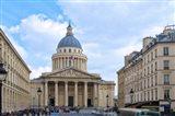 Le Pantheon And Sorbonne University