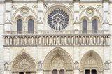 Notre Dame Facade Details I