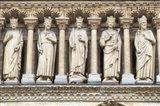 Notre Dame Facade Details III