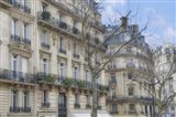 Paris' Apartement Buildings