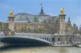 Pont Alexandre III And The Grand Palais