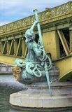 Pont Mirabeau Detail