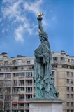 Statue Of Liberty Paris II