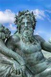 Statue The Loire