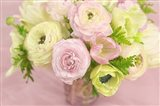 Pink and Lime Spring Bouquet I