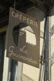 Creperie Sign
