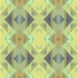 Ethnic Pattern Lemon Yellow
