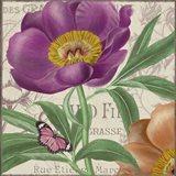 Vintage Flowers IV