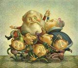 Santa Elf Dance