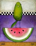 Watermelon Bird