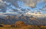 Rustic Wyoming