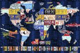 World Map 2016 Augustine