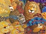 Leonine Tapestry