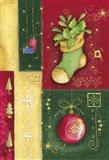 Holiday Sock and Christmas Ornament