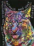 Psychedelic Bobcat