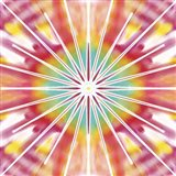 Rainbow Sunbursts