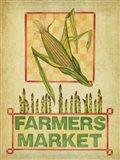 Summer Farmers Market Vintage