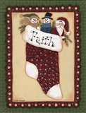 Stocking VI Faith