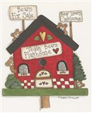 Teddy Bears Playhouse