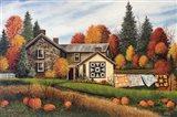 Pumpkins Fall Quilts