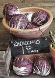 Raddichio Rustic Display
