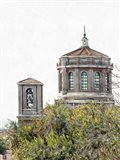 Belltower and Cupola Rome