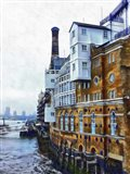 Butlers Wharf View