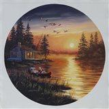 Fishermen Canoe