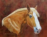 Roxanne Draft Horse
