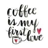 Coffee First Love