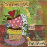 Tazas You've Got To Believe