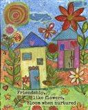Friendship Like Flowers