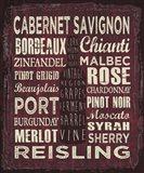 Wine Sign III