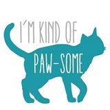 Pawsome Cat