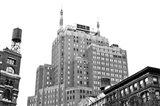 Tribeca, NYC (b/w)